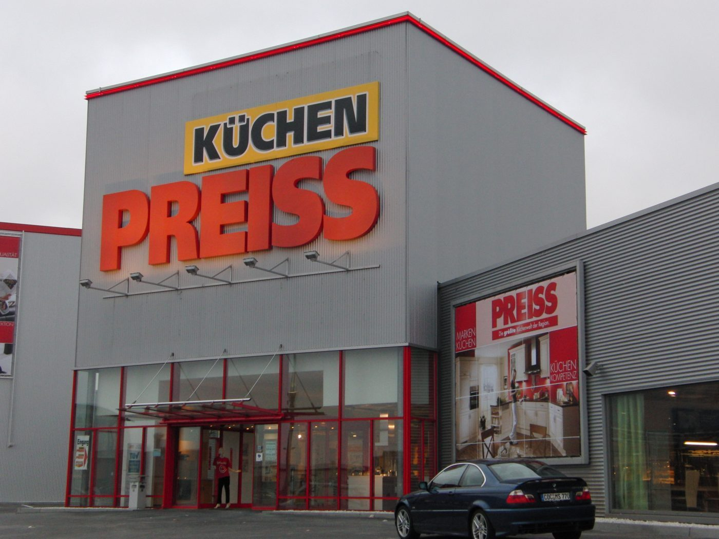 Möbel Preiss Kastellaun Jehle Werbetechnik